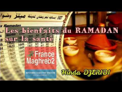 bienfait du ramadan sur le corps