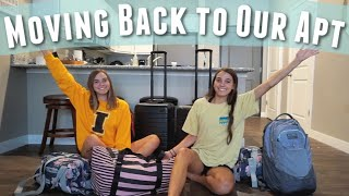 Moving Back to Iowa City!