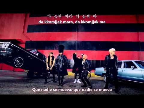 BIGBANG – 뱅뱅뱅 (BANG BANG BANG) [Sub Español + Hangul + Romanización]