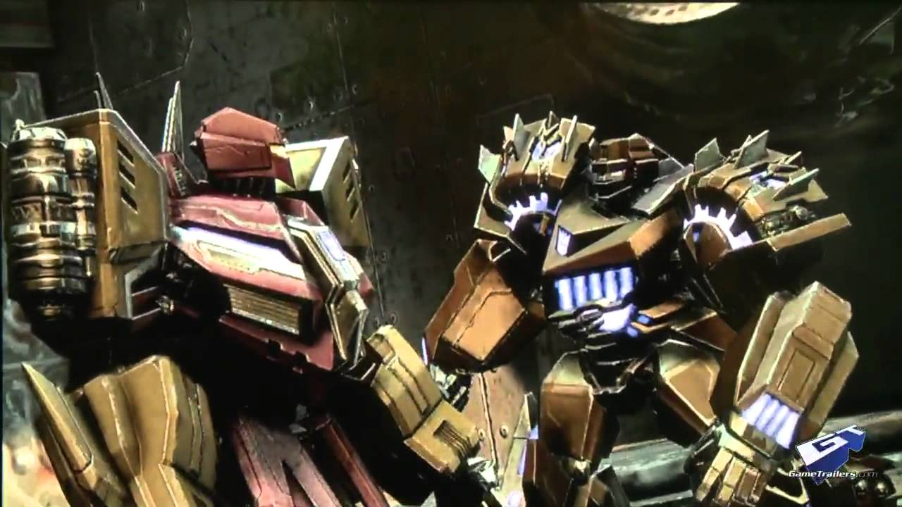 Transformers: Fall of Cybertron - E3 2012: Design and Abilities Interview