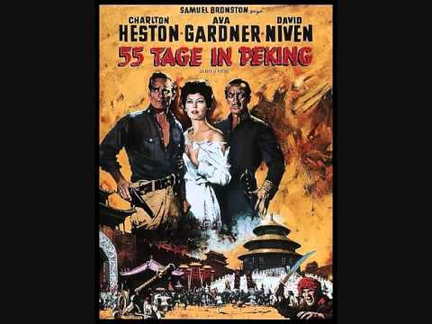 55 Tage in Peking (USA 1963) - Titellied Deutsche Version: Botho-Lucas-Chor.