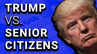 5.2 Million Seniors Would Get Tax Increase Under Trump/GOP Plan