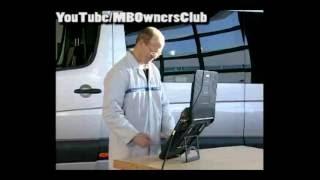 Mercedes Benz — Reifendruckkontrolle RDK
