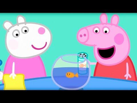 Свинка Пеппа на русском все серии подряд | Конкурс Домашних Питомцев | Мультики