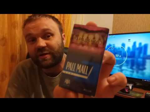Обзор Pall Mall Demi Blue