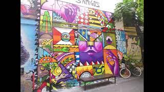 Streetart 2  - Urban Art in Berlin