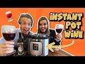 Instant Pot Wine: How to make wine in an instant pot?