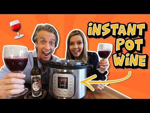 Carolyn McArdle - How To Make Wine With An Instant Pot