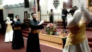 Praise & Worship Team/Jediah Dance Ministry