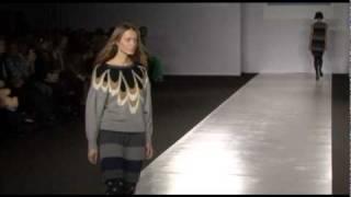 Показ коллекции сезона осень-зима 2010-11 модного дома Eley Kishimo...