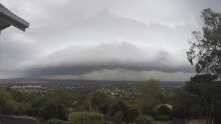 CRAZY Melbourne Weather Timelapse Top 10 Video