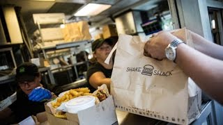 Shake Shack Shares Open at $47 Following $105M IPO