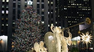 New York - Rockefeller Center: Christmas Time