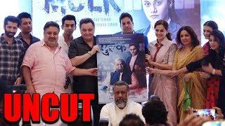 UNCUT: MULK Movie Thanksgiving Party | Tapsee Pannu, Rishi Kapoor, Anubhav Sinha