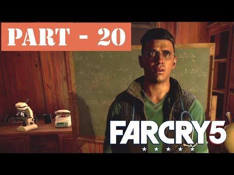 FAR CRY 5 Walkthrough Gameplay | DOCTOR'S ORDERS | Part - 20