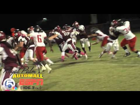 COOLEST PLAY OF THE NIGHT PRESENTED BY ROYAL PALM AUTO MALL 10/4/13