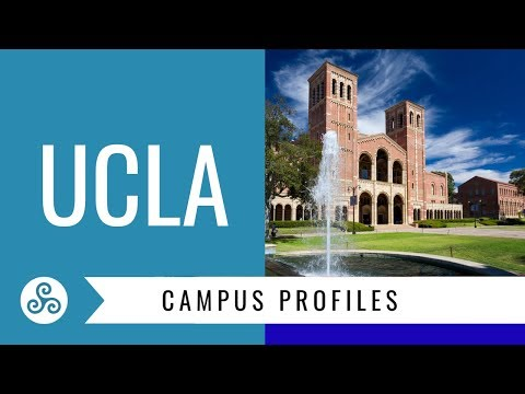 UCLA (the University of California Los Angeles) campus visit with American College Strategies