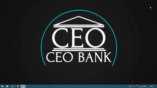 CEO - BANK Java EE-JSF Gestion Banque Projet UNICE 2015