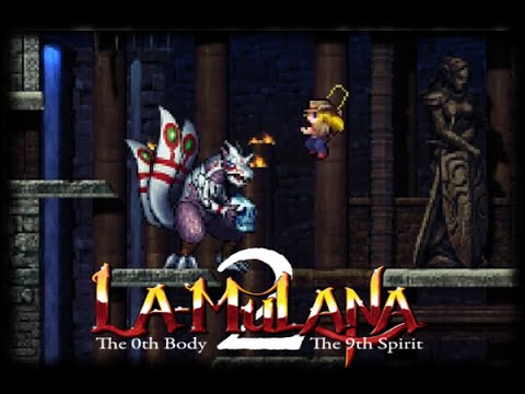 Lets Play La Mulana 2 Alpha - The Second Survey