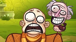 Troll Face Quest: Game of Trolls All Secrets LEVELS IOS ANDROID Gameplay Walkthrough Прохождение