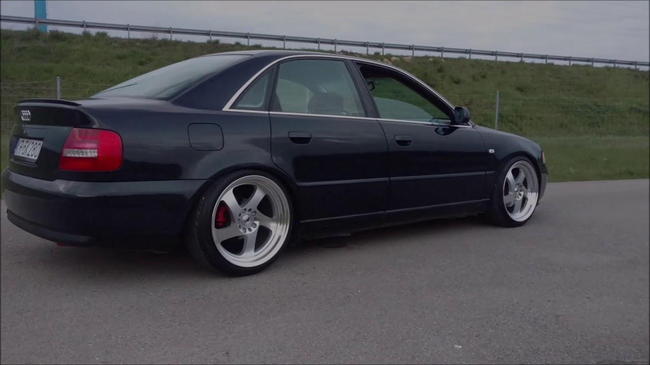 Audi A4 B5 >> Audi A4 B5 Stance Project - YouTube