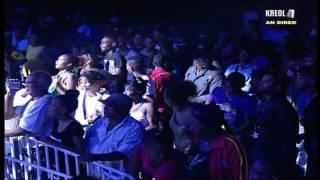 Gary Victor- POMPER  Live festival kreol 2016
