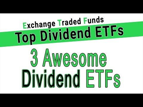 3 Best Dividend ETFs - Dividend Aristocrats ETF & 2 More Dividend ETFs