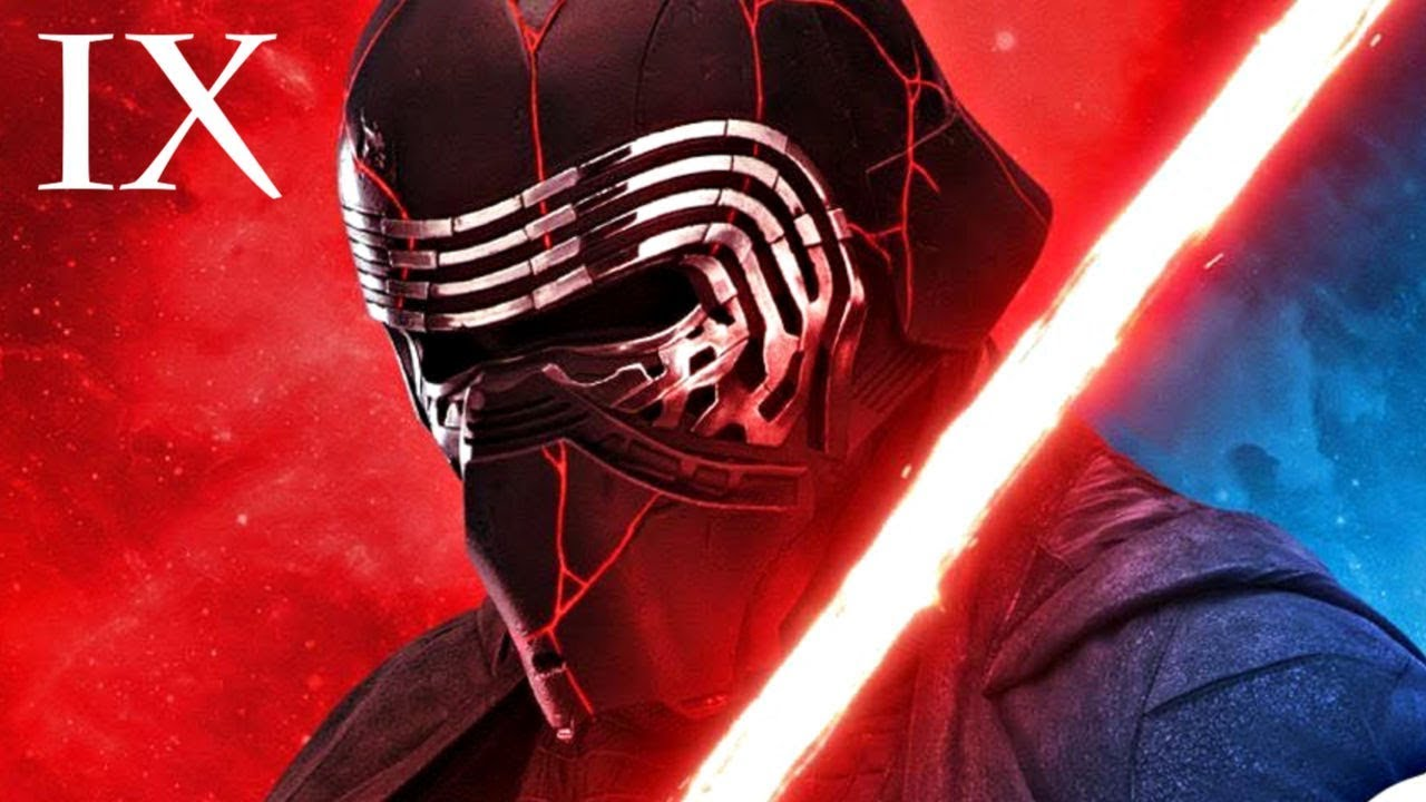 Why Kylo Ren Repaired His Mask Finally Explained By Jj Abrams Star Wars The Rise Of Skywalker Youtube