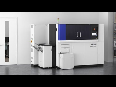 How to use the Epson PaperLab | Paper recycling
