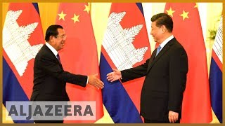🇨🇳🇰🇭Why is China boosting investment in Cambodia?   Al Jazeera English