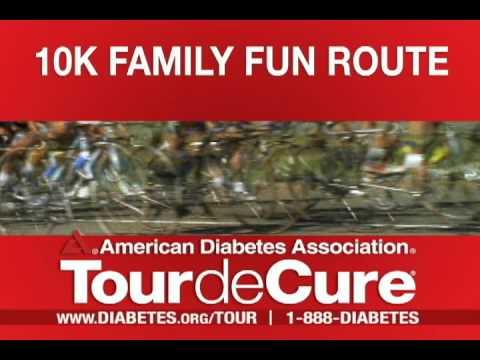 Advertising Agency - American Diabetes Association | Tour De Cure 2012 | 30 Second Spot