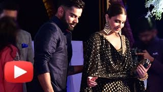 Anushka Sharma-Virat Kohli DANCE at Yuvraj Singh - Hazel Goa Wedding