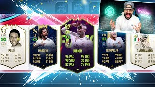 OMG THIS DRAFT IS SO OVERPOWERED! FIFA 19 Ultimate Team Draft!