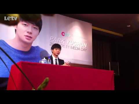 [130110] Yuchun Beijing Media Day #1