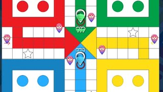 Ludo Game Mask Mode |Ludo King Mask Mode |Ludo gameplay #3 screenshot 4