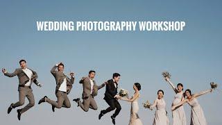 JUNO ACADEMY Wedding Photography Workshop