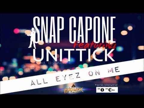 Snap Capone - All Eyez On Me ft. UniTTick - BBC Radio 1 Rip (Charlie Sloth)