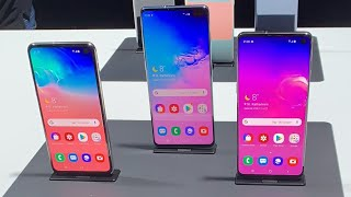 Samsung Galaxy S10 Live AMA