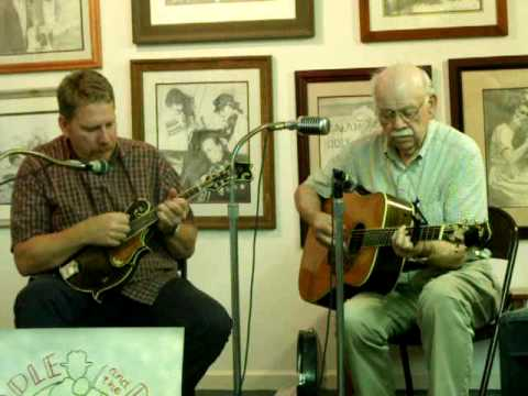 YELLOW ROSE OF TEXAS--Willard Gayheart, guitar, vocal; Scott Freeman, mandolin