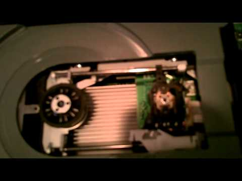 XBOX 360 Not reading discs/Open Tray Issue