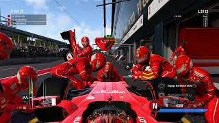 F1 2017 - The Quest for Monza Glory Meets Frustration