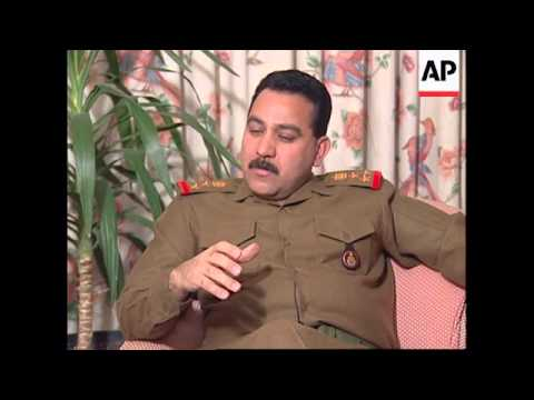 JORDAN: AMMAN: IRAQI COMMANDER HAS DEFECTED TO THE WEST