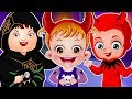 Baby Hazel Halloween Castle   Fun Game Videos By Baby Hazel Games