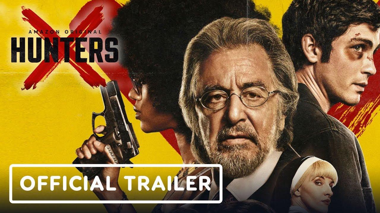 Hunters: Season 1 Official Trailer (2020) Al Pacino