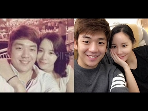 Happy wedding for Lee Yong Dae (이용대) & Byun Sumi