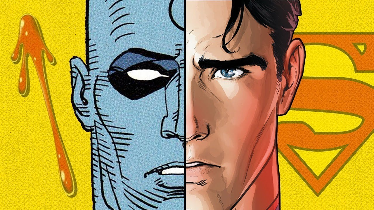 Watchmen Invading the DC Universe? We've Got Answers