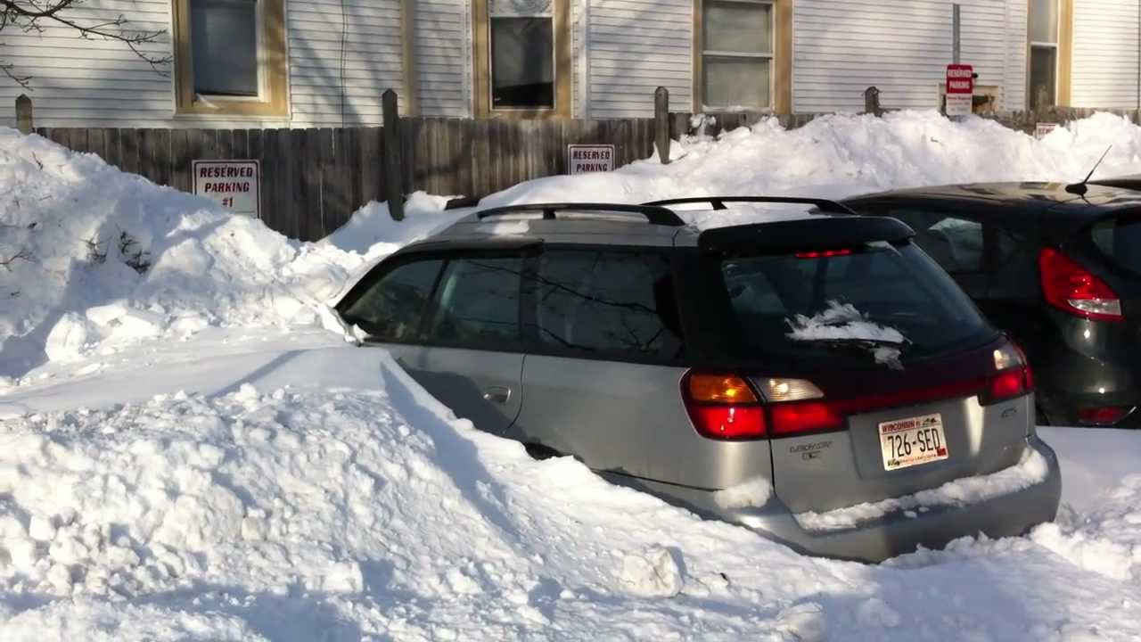 how to get your car out of the snow without a shovel youtube. Black Bedroom Furniture Sets. Home Design Ideas