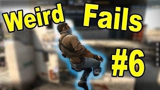 CS:GO Weird Funny Fails #6
