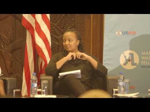 Panel:Service Leadership: Giving Back As A Young Leader