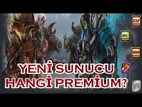 BAKMADAN PREMİUM ALMA SAKIN ! - Yeni Server Avantajlı Paket